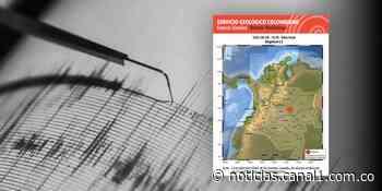 Sismo de magnitud 4.1 sacude al departamento del Meta - Canal 1