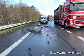 Zware verkeershinder na ongeval op A12