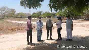 Inspeccionan terrenos para construcción de centros de salud en Galapa - El Heraldo (Colombia)