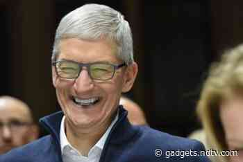 Apple CEO Tim Cook Talks About His Future at Apple, Self-Driving Cars, Elon Musk, and Parler Ban