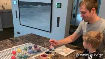 Einblick ins Familienleben: Philipp Lahm teilt seltenen Schnappschuss
