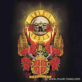 Guns N' Roses postpone UK tour until summer 2022