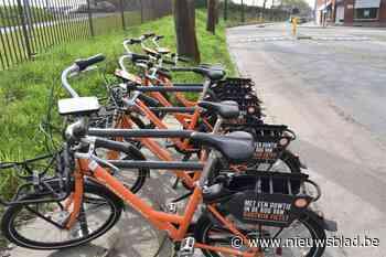 Oranje fietsen veroveren Zuid-West-Vlaanderen