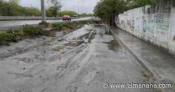Retoman proyectos para desahogar dren pluvial del ejido Guadalupe Victoria - El Mañana de Reynosa