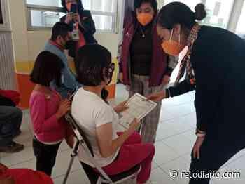 Con actas de nacimiento en Braille, SEDIF acerca servicios en Guadalupe Victoria - Reto Diario