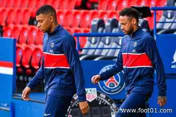 PSG : Mbappé-Neymar, le duoqui fait moins peur ?
