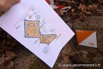 Monistrol-sur-Loire : un parcours d'orientation créé dans le parc du château - La Commère 43