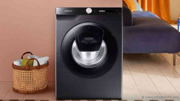 Samsung launches IoT-enabled washing machine range, price starts at Rs 35,400