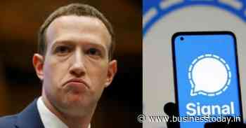Facebook data breach: Mark Zuckerberg uses Signal; phone number leaked - Business Today