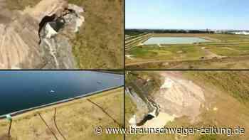 Kein zweites Leck in undichtem Abwasserbecken in Florida