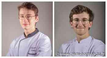 Le lycée Georges-Baptiste de Canteleu héberge deux jeunes talents de la pâtisserie - Paris-Normandie