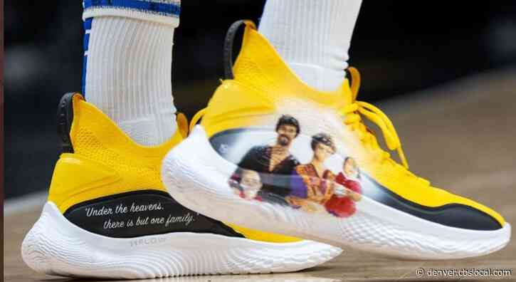 Warrior Star Steph Curry Teams Up With Bruce Lee's Family To Fight Asian American Attacks