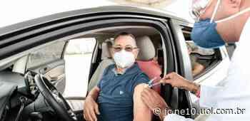Covid-19: Cabo de Santo Agostinho começa a vacinar idosos a partir de 65 anos nesta segunda - JC Online