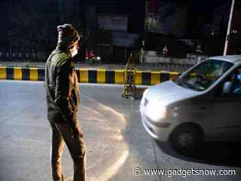 Delhi 10PM to 5AM night curfew: How to get e-pass to travel