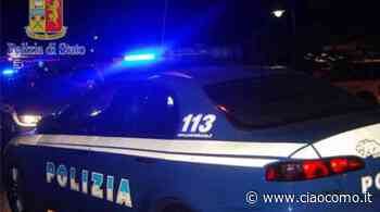 Turate, lo fermano alla guida dell'auto senza la patente: botte ai poliziotti, arrestato - CiaoComo
