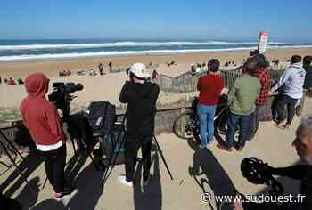 Surf. À Hossegor (40), le Challenge de la Nord s'est joué en catimini ce dimanche ! - Sud Ouest