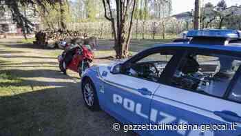 Bomporto, motociclista ferito dopo uno schianto - La Gazzetta di Modena