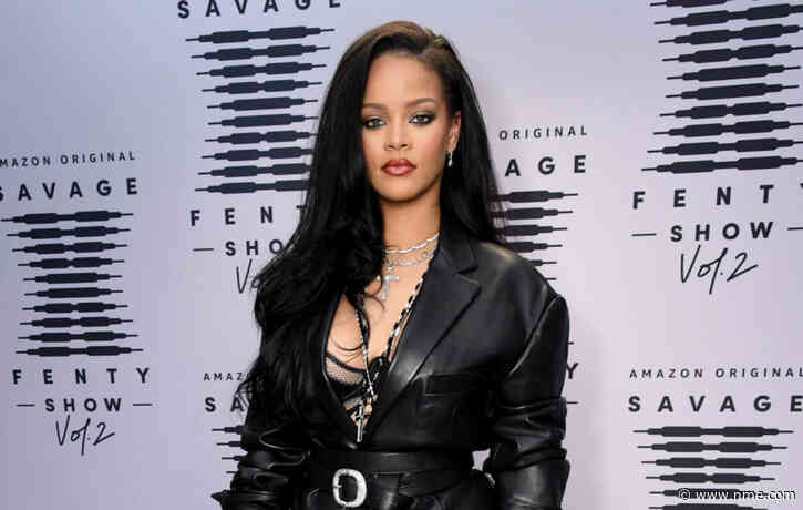 Rihanna marches at Stop Asian Hate rally in New York