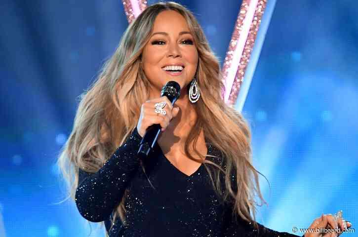 Mariah Carey Posts Throwback Video of High-Heeled Treadmill Workout