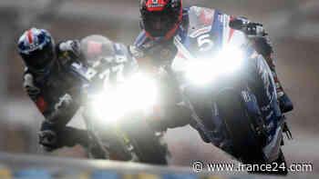 Covid-19 : les 24 Heures Motos au Mans reportées sine die - FRANCE 24