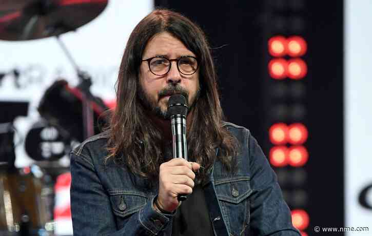 Dave Grohl announces new book 'The Storyteller: Tales of Life and Music'