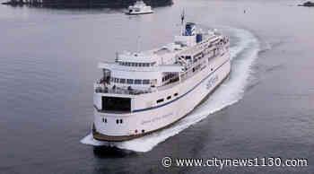 Mechanical issues lead to BC Ferries delays between Tsawwassen, Duke Point - News 1130
