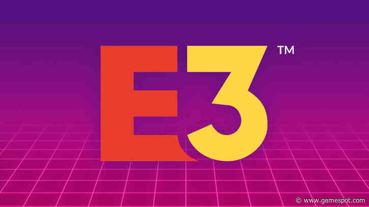 E3 2021 Will Be All Virtual, Coming In June