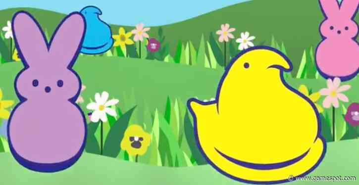 A Movie About The Easter Candy Peeps Is In Development