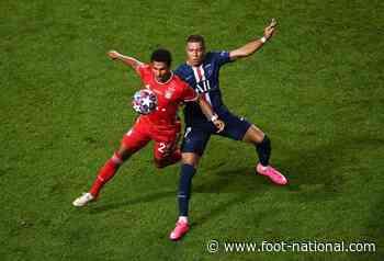 Bayern Munich-PSG : vers un quasi forfait de Serge Gnabry