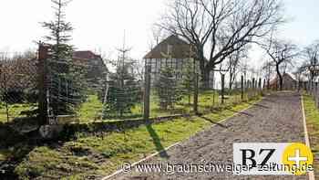 Neuer Kiesweg in Steinlah soll Pfarrweg heißen