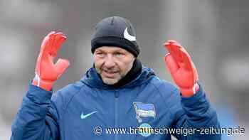 Torwarttrainer muss gehen: Homophobe Aussagen: Hertha stellt Petry frei