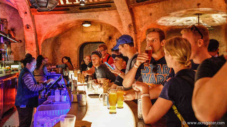 Niles: What would Walt Disney think of bars at Disneyland?
