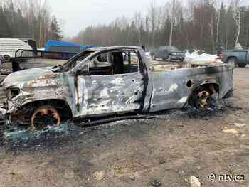 Vehicles in Grand Falls-Windsor set on fire during Easter weekend - ntv.ca - NTV News