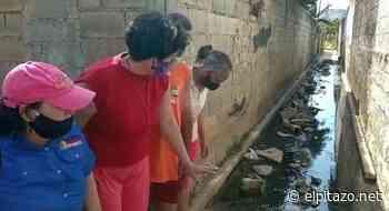 Carabobo| Dirigente de UNT denuncia problemas de aguas residuales en Bejuma - El Pitazo