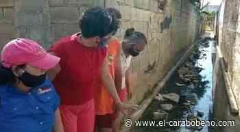 Drama en Bejuma: 120 días con las cloacas desbordadas y ocho meses sin agua potable - El Carabobeño