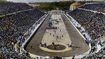 Eröffnung heute vor 125 Jahren: Als die Olympischen Spiele zurückkehrten