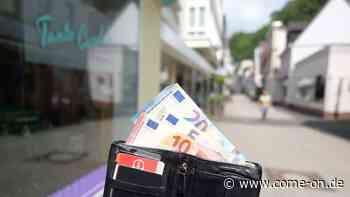 Bürger der Burgstadt haben wenig zu versteuerndes Einkommen, aber viel Geld auf der Tasche - Meinerzhagener Zeitung