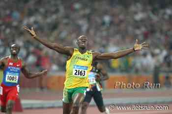 Usain Bolt Coming Out Of Retirement For Tokyo 2020; Wants to Run Sub-19 and Sub-9 in Superspikes - LetsRun.com