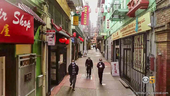 COVID: San Francisco Chinatown Businesses Struggle To Recover From Pandemic Shut Down
