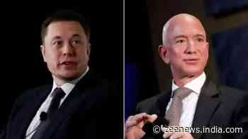 Jeff Bezos, Elon Musk top Forbes'' record-setting billionaire list