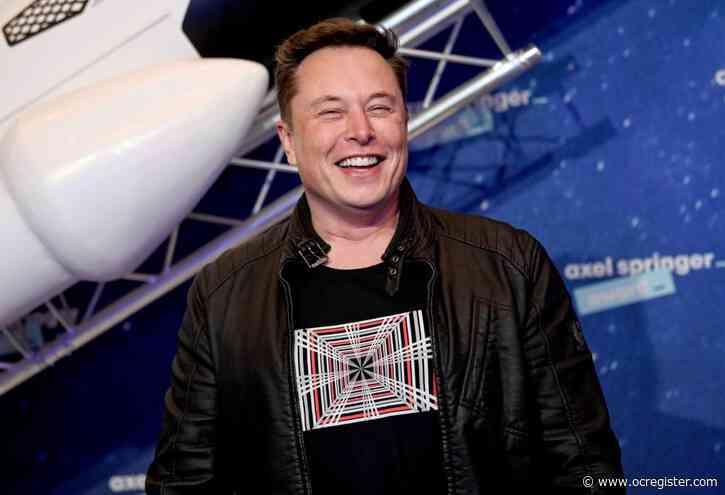 Elon Musk, Jeff Bezos top Forbes' record-setting billionaire list