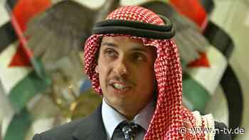 Bruder des Königs beschuldigt: Jordanien ordnet Informationsverbot an