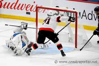 Dubois, Winnipeg Jets outlast pushy Ottawa Senators for 4-3 victory - Coast Reporter