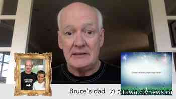 Local comedy festival shares message from 'father' of 'Bruce' from Ottawa Public Health - CTV News Ottawa