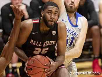 Ottawa BlackJacks sign former Ball State star Tahjai Teague - Ottawa Sun