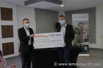 Contrat d'aménagement régional : Lieusaint bénéficie d'un million d'euros - Le Moniteur de Seine-et-Marne