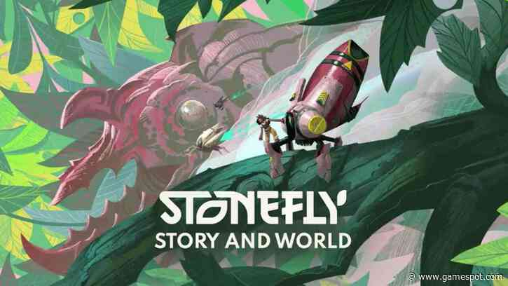 New Stonefly Trailer Shows Story Behind Its Insect Mech World