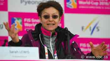 Sarah Lewis aims to become 1st female president of ski federation FIS