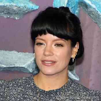 Lily Allen once had liposuction 'on her bum'