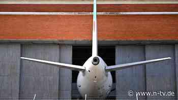 Luftfahrbranche am Boden: Air France erhält weitere Milliardenhilfen